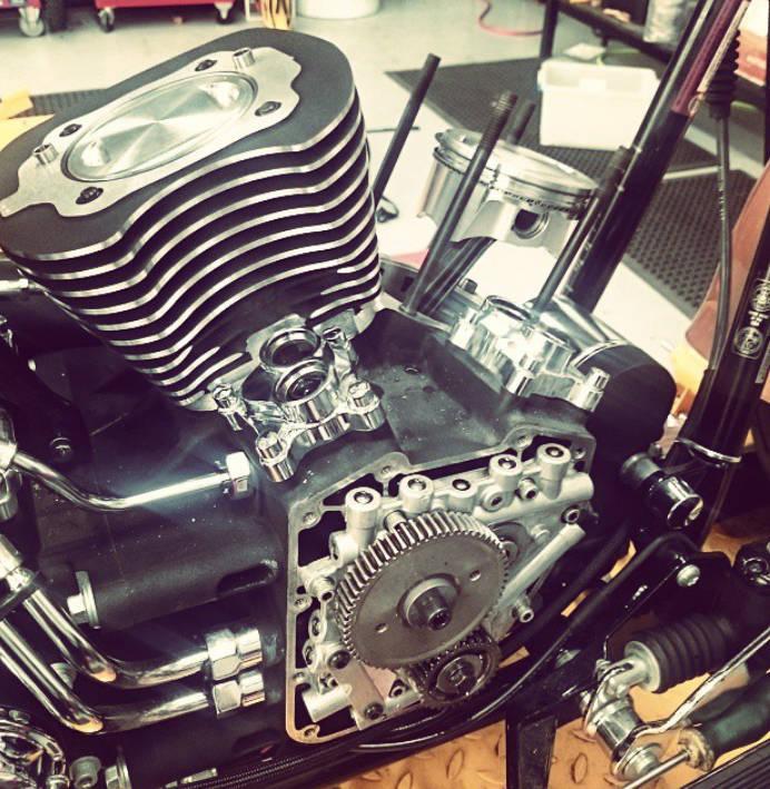 Complete Engine Rebuilding