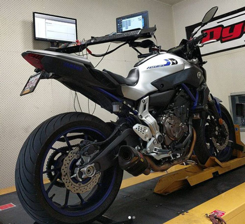 Motorcycle Dynotune